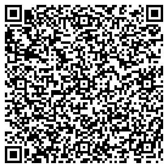 QR-код с контактной информацией организации ЦЕНТРАЛЬНЫЙ ГОК