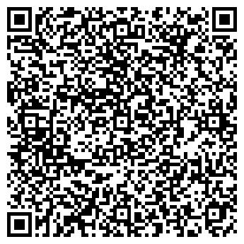 QR-код с контактной информацией организации ЛОХВИЦКАЯ ДЮСШ, КП