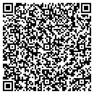 QR-код с контактной информацией организации ОПС АТЯСЕВО