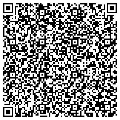 QR-код с контактной информацией организации САБИНСКАЯ ЦЕНТРАЛЬНАЯ РАЙОННАЯ БИБЛИОТЕКА ИМ. АБРАРА КАРИМУЛЛИНА