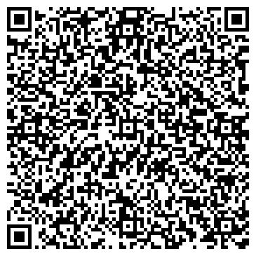 QR-код с контактной информацией организации ФОНД ПОДДЕРЖКИ ПРЕДПРИНИМАТЕЛЬСТВА