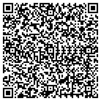 QR-код с контактной информацией организации ЕВРОХИМ-ПЕНЗА, ООО