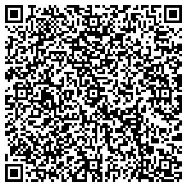 QR-код с контактной информацией организации ДЕТСКАЯ ХОРЕОГРАФИЧЕСКАЯ ШКОЛА