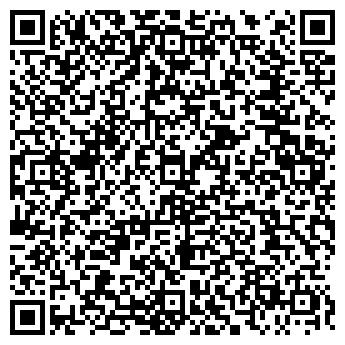 QR-код с контактной информацией организации ОРГАНИЗАЦИЯ ВДПО
