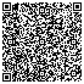 QR-код с контактной информацией организации БИБЛИОТЕКА ФИЛИАЛ № 25