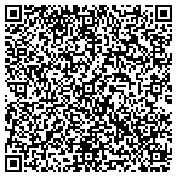 QR-код с контактной информацией организации КЛУБ МЕТРО НОВОТРОИЦК