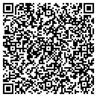 QR-код с контактной информацией организации БИБЛИОТЕКА №3