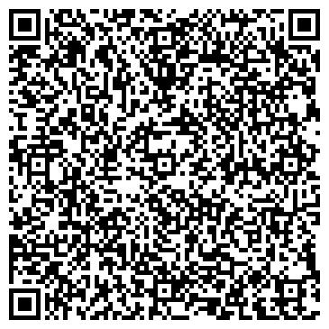 QR-код с контактной информацией организации ВОЕННЫЙ КОМИССАРИАТ ОЧЕРСКОГО РАЙОНА