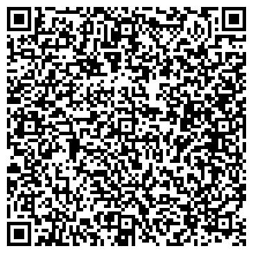 QR-код с контактной информацией организации ТЕЛЕАТЕЛЬЕ ГОРОДСКОЕ ОБЩЕСТВО ИНВАЛИДОВ