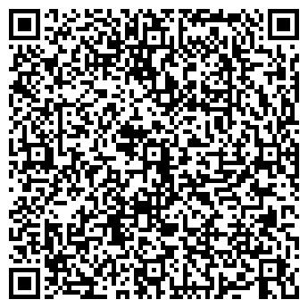 QR-код с контактной информацией организации ПИТЕРСКАЯ ЦЕНТРАЛЬНАЯ