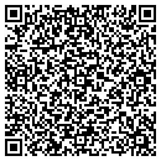QR-код с контактной информацией организации РАВНИНА, ЗАО