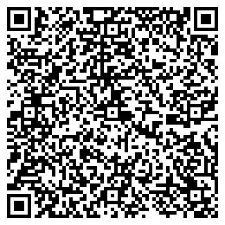 QR-код с контактной информацией организации АВРЮЗ АКХ