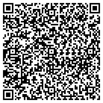 QR-код с контактной информацией организации ФЕДЕРАЦИЯ ПАРАШЮТНОГО СПОРТА