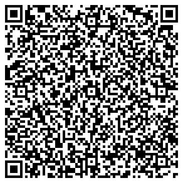 QR-код с контактной информацией организации ПО ТУРИЗМУ И ЭКСКУРСИЯМ БЮРО