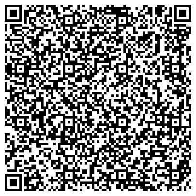 QR-код с контактной информацией организации ПУРДОШАНСКОЕ ЛЕСНИЧЕСТВО