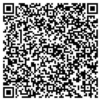 QR-код с контактной информацией организации БИШЕВСКОЕ ТОО
