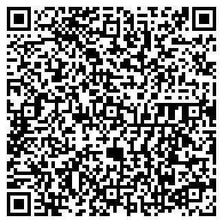 QR-код с контактной информацией организации CITY