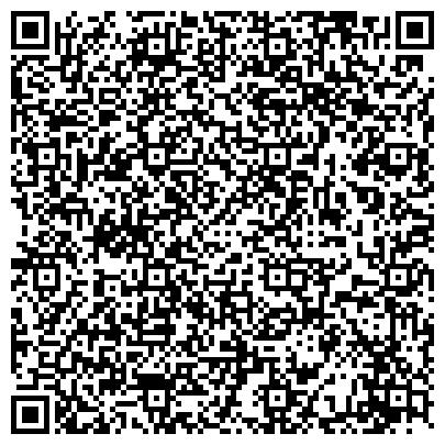 QR-код с контактной информацией организации БАЛТИЙСКОЙ АКАДЕМИИ ТУРИЗМА И ПРЕДПРИНИМАТЕЛЬСТВА ТУРИСТИЧЕСКАЯ ФИРМА