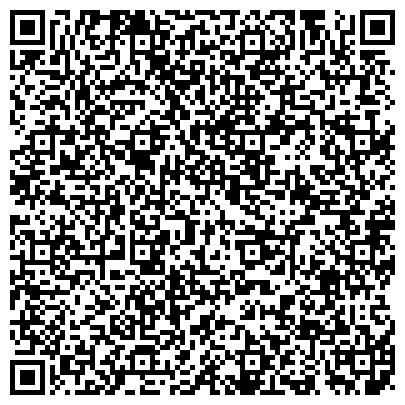 QR-код с контактной информацией организации ПРИ МЕЖШКОЛЬНОМ УЧЕБНОМ КОМБИНАТЕ ВЫБОРГСКОГО РАЙОНА АВТОШКОЛА