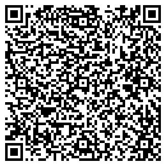 QR-код с контактной информацией организации ЛАДОГА