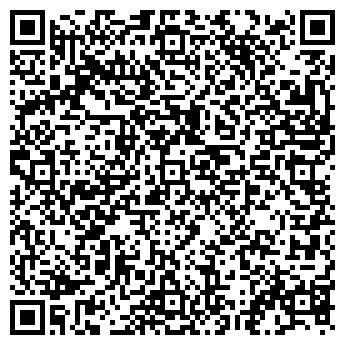 QR-код с контактной информацией организации АЛЛЮР ПЛЮС
