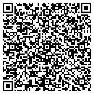 QR-код с контактной информацией организации НОУ КАДР