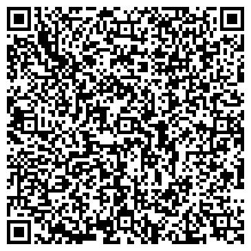 QR-код с контактной информацией организации СТУДИЯ КРАСОТЫ ПЕТРОВСКОГО КОЛЛЕДЖА