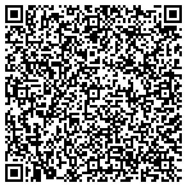 QR-код с контактной информацией организации НОУ ШКОЛА РАЗГОВОРНЫХ ЯЗЫКОВ
