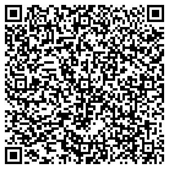 QR-код с контактной информацией организации ТРАНСМЕТТОРГ, ЗАО