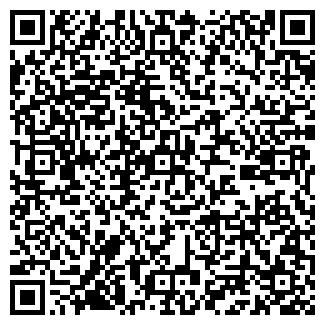 QR-код с контактной информацией организации КАФЕ-КЛУБ