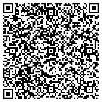 QR-код с контактной информацией организации РЕНТ, ЗАО
