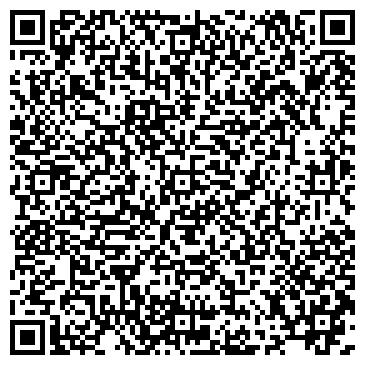 QR-код с контактной информацией организации ИНГРИЯ АРХИТЕКТУРНО-СТРОИТЕЛЬНАЯ ФИРМА