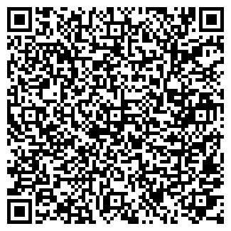 QR-код с контактной информацией организации НОЧЬ