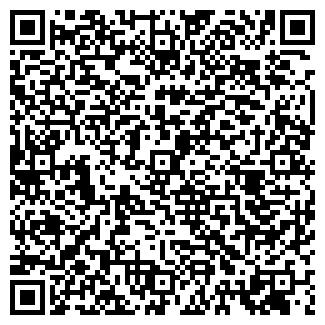 QR-код с контактной информацией организации АУСТЕРИЯ