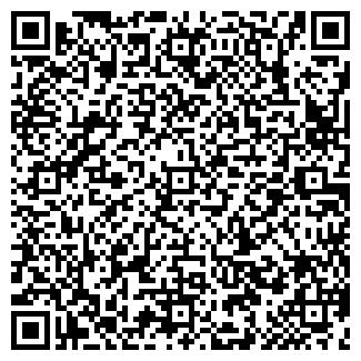 QR-код с контактной информацией организации ФИТНЕС-ЛИГА