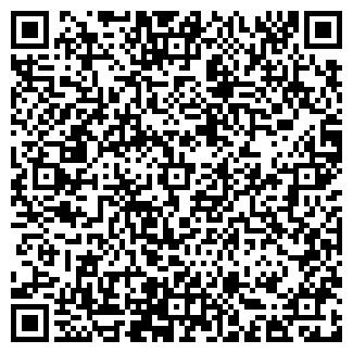 QR-код с контактной информацией организации PETERTRAVEL COMPANY