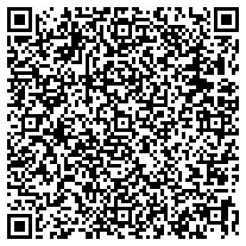 QR-код с контактной информацией организации ЗАО АВТОКОЛОННА-1107