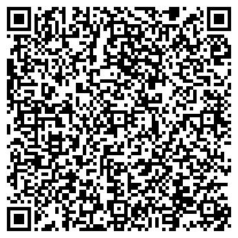 QR-код с контактной информацией организации ЛЕСТНИЦА, ЗАО