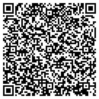 QR-код с контактной информацией организации ГУ ПЕТЕРГОФ