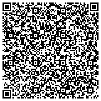 QR-код с контактной информацией организации ПРИМОРСКИЙ РАЙОН ИНФОРМАЦИОННО-ДИСПЕТЧЕРСКАЯ СЛУЖБА ГУ ЖА