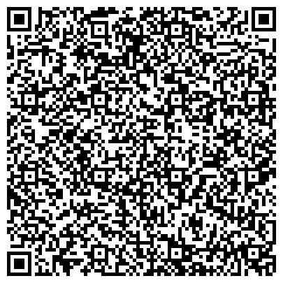 QR-код с контактной информацией организации ПРИМОРСКИЙ РАЙОН ОТДЕЛ ВСЕЛЕНИЯ И РЕГИСТРАЦИОННОГО УЧЕТА ГРАЖДАН УЧАСТОК № 5