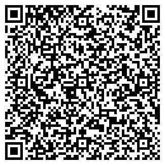 QR-код с контактной информацией организации КРАСКИ ГОРОДА