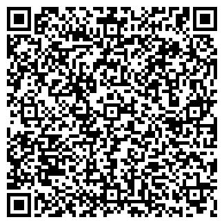 QR-код с контактной информацией организации ALEX