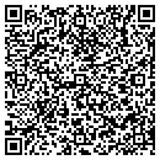 QR-код с контактной информацией организации FITNESSLAND