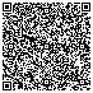 QR-код с контактной информацией организации ХРАМ БЛАЖЕННОЙ КСЕНИИ ПЕТЕРБУРЖСКОЙ
