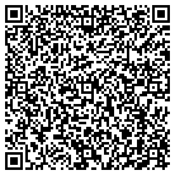 QR-код с контактной информацией организации ХРАМ СВЯТИТЕЛЯ ТИХОНА