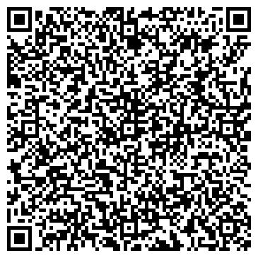 QR-код с контактной информацией организации ТРАНС-ЛЕС