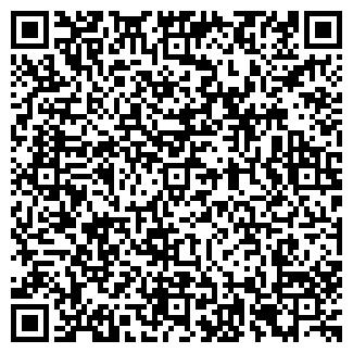 QR-код с контактной информацией организации ДВИНА-СЕРВИС