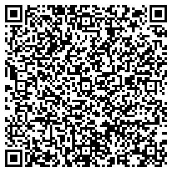 QR-код с контактной информацией организации АВТОБАНЯ