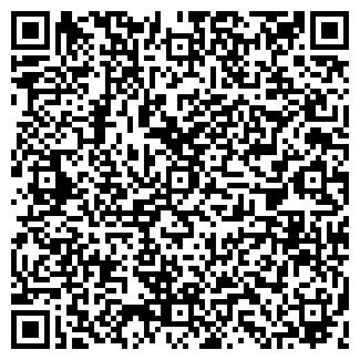 QR-код с контактной информацией организации ИНТЕР-АВТО